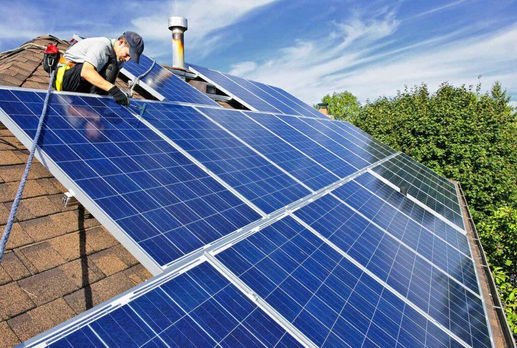 Installation Solar Panels
